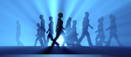 Authentiek handelen mistlicht in sociaal verkeer